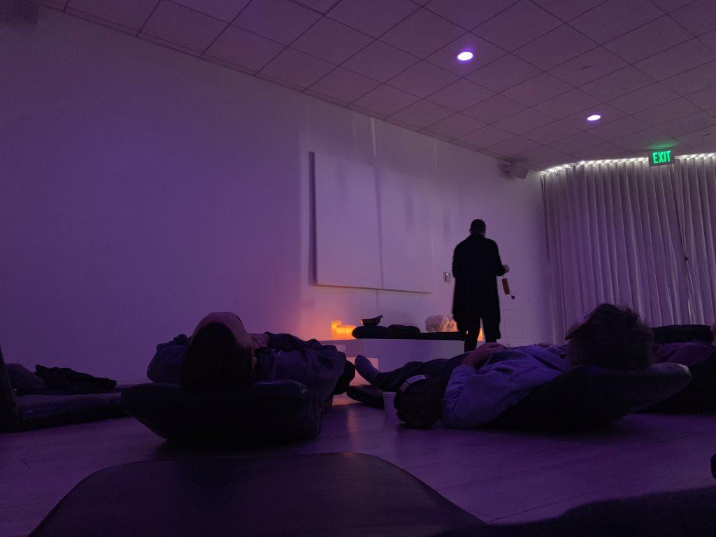米国 Unplug Meditation メディテーション スタジオ おしゃれ 実践 画像