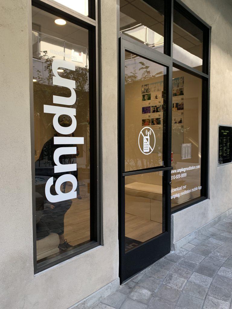 米国 Unplug Meditation メディテーション スタジオ サンフランシスコ カフェ コワーキングスペース 画像
