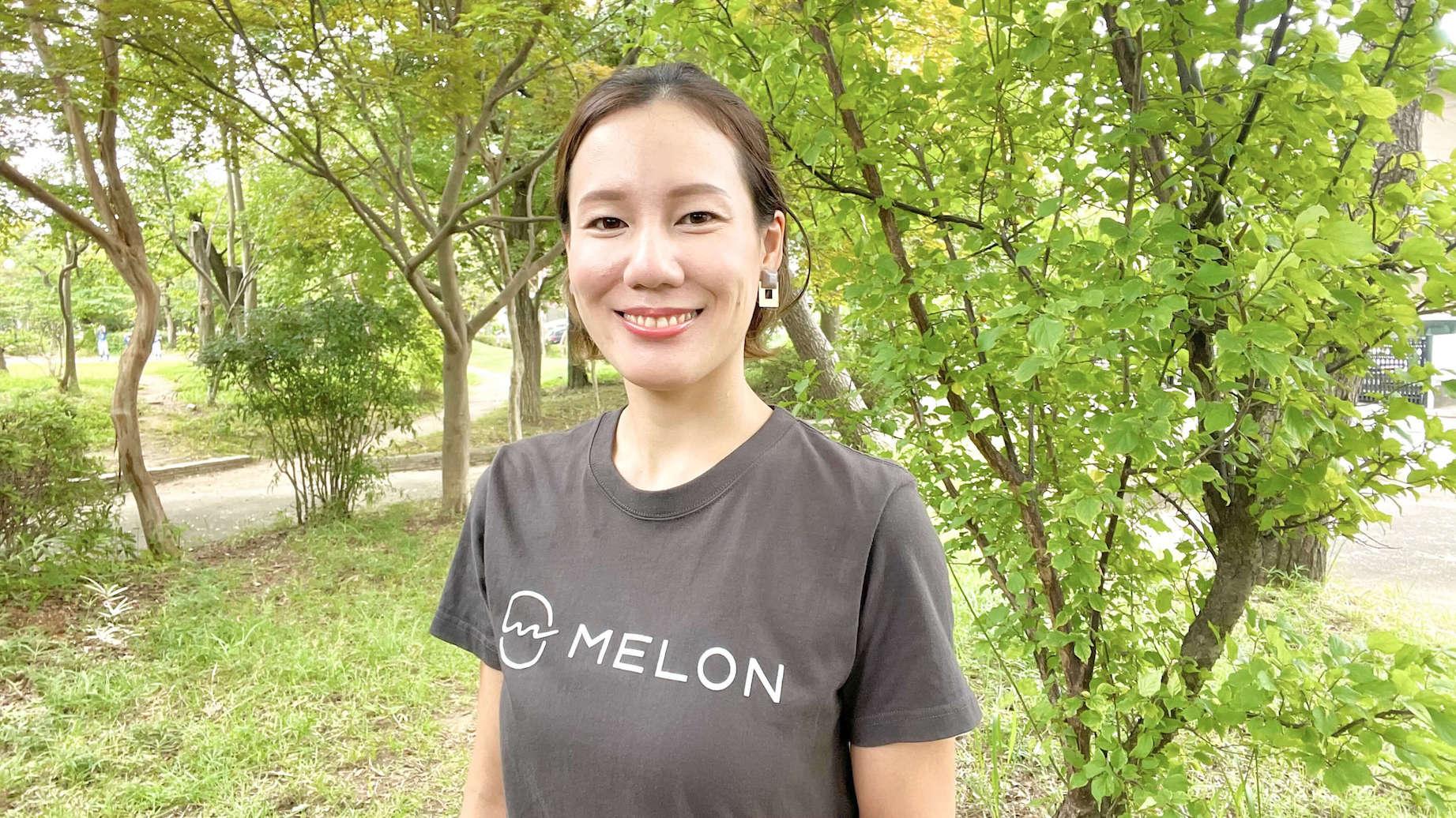 MELONのマインドフルネス瞑想・ヨガインストラクターの林なつみ
