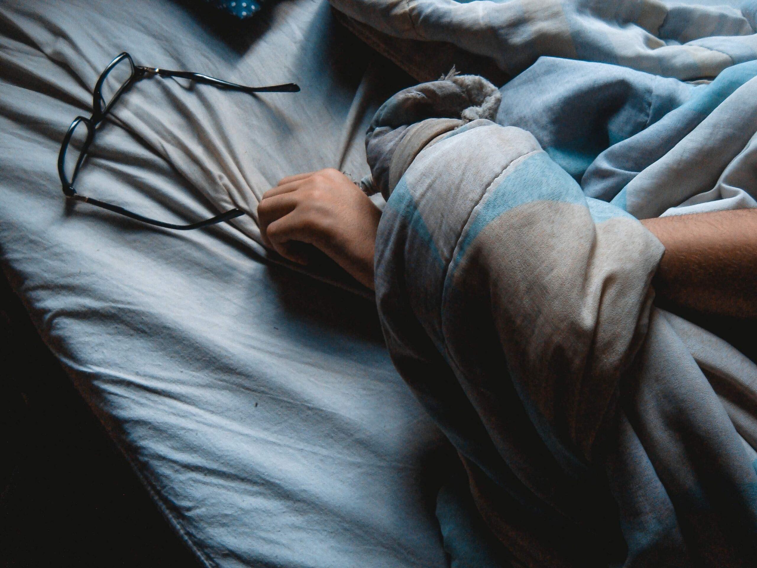 睡眠 マインドフルネス ベッド